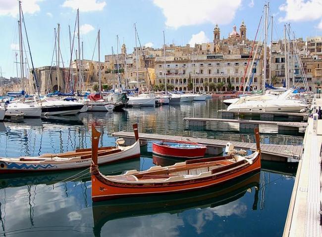 1 bedroom luxury apartment in Vittoriosa, Malta