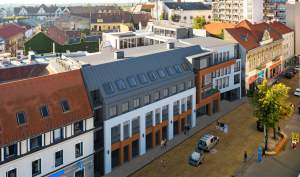 Retail Space to let in Kecskemét City Center
