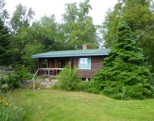 Summer cottage on the finnish west coast.  Perfect for fishing and hunting!