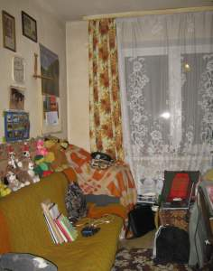 Flat centrally located in Cracow, Poland