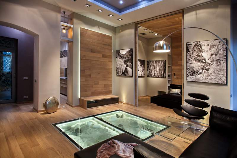 Luxury apartment for sale in Budapest