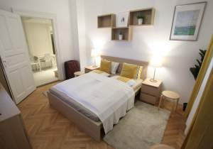 1-bedroom Apartment in Budapest with Tenant