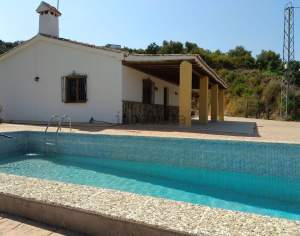 Lovely villa in the countryside near Torrox