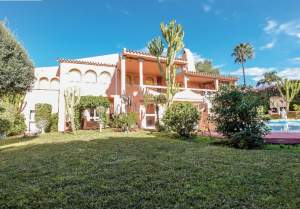 Beautiful villa in Costa del Sol