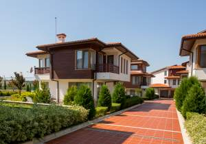 Complex of villas for living, leisure and investments!