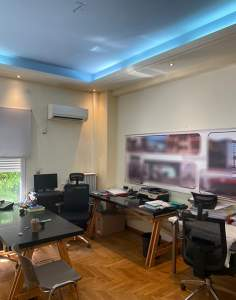Luxury office in Athens-Kolonaki