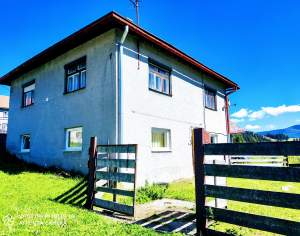 Land and Village house for renovation in LOW TATRAS in the heart of Europe
