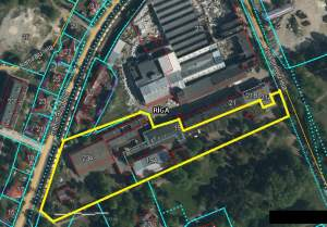 Commercial / industrial property with a total land area of 15098 m2