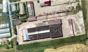 Industrial property in Mures County, Iernut - close to highway