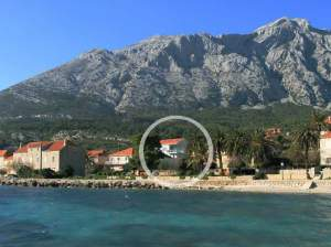 New, bright apartment house in Dalmatia